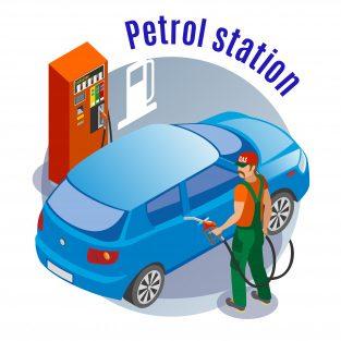 automatizare benzinarie