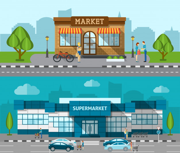 magazin/supermarket salesexpert