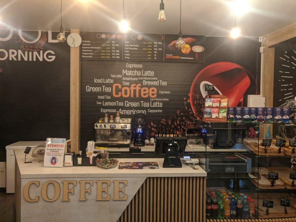 cafenea sprint coffee